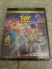 Toy Story 4 (4K Ultra HD Blu-ray, 2019, 3-Disc Set)