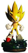 "*NEW* Sonic The Hedgehog: Modern Super Sonic 16.5"" Polystone Statue"