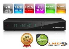 AB CryptoBox 652 HD COMBO DVB-S/S2+DVB-T/T2 Full HD CA CI LAN IPTV PVR 2xUSB