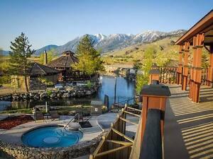 Genoa, NV  7 Night Stay at The David Walleys Hot Springs & Spa