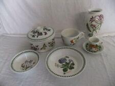 Ironstone Botanic Garden Portmeirion Pottery Tableware