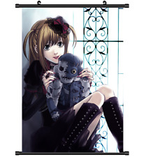 3585 Anime Death Note Amane.Misa Wall Poster Scroll A