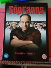 THE SOPRANOS Complete Series 1 Box Set Excellent condition