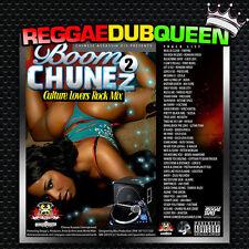 Chinese Assassin DJs - Boom Chunez 2 Lovers Rock Mixtape. Reggae Mix CD.