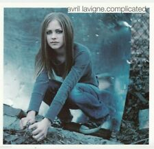 Avril Lavigne - Complicated - Aussie 3trk CD Single