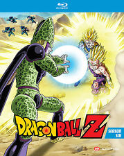 Dragon Ball Z . The Complete Season 6 . Staffel DragonBall Anime . 4 Blu-ray NEU