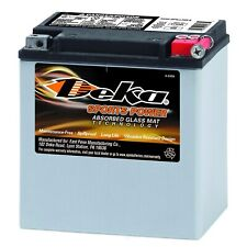 Deka Etx30L Battery For Motorcycles, Personal Watercraft & Snowmobiles