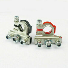 Reposition Battery Terminal Connector with 3 Way For Marine Car Boat RV&Vehicles