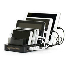 Primecables Universal Multi-Device Smart Charging Station and Dock phones tablet