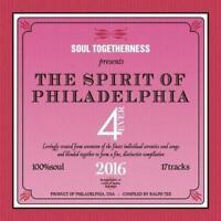 The Spirit Of Philadelphia 4 - Various (NEW CD)