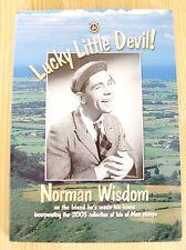 21139/ Isle of Man 2003 - Lucky Little Devil ! - Bildband u. Briefmarken