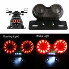 Universal Motorcycle Tail Light LED Rear Brake Lamp Modification Indicator 12V