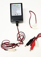 Smart Battery Charger 6-12V for R/C Airsoft Free Ship!