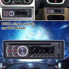 8169A Car Radio Stereo DVD CD Player MP3 USB/SD/FM/AUX-IN In-Dash LCD Display