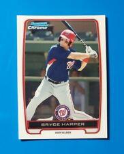 2012 Bowman Chrome #BCP10 BRYCE HARPER (Nationals/Phillies)  **PROSPECT ROOKIE**