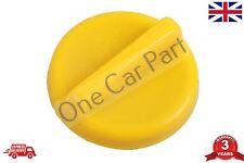 BrandNew Opel VAUXHALL Astra Mk3 Mk4 Mk5 1993-2010 Yellow Oil Filler Cap 0650090