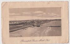 Postcard 1915 Beaconsfield Parade Middle Park Melbourne Victoria, interesting