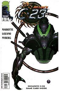 Image Comics C-23 Comic Book #3 (1998) Bagged/Boarded/Unread High Grade