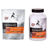 Nutri-Vet Shed Defense Liver Chew