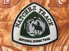 Patch Natchez Trace National Historic Trail Alabama Tennessee Mississippi