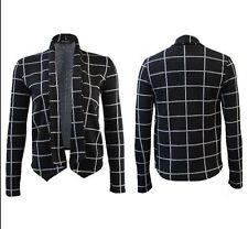 Unbranded Checked Coats & Jackets Blazer for Women