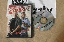 USED Cop Out DVD (NTSC) Tested and Working