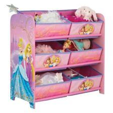 Bibliothèques et étagères rose Disney pour enfant
