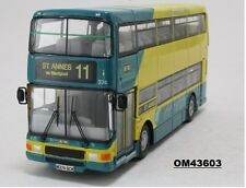 Corgi OM43603 Plaxton Premiere II Bus Blackpool Transport  (METRO)