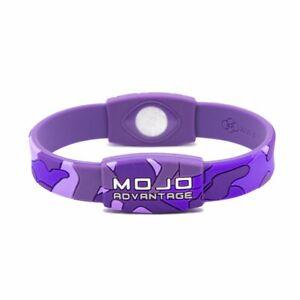 "Mojo Wristband 6"" Elite Camo Purple"