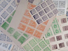 65 diff sheets of indian feudal states   **/MNH