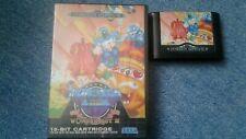 Wonder Boy 3 III Monster Lair Game for Sega Megadrive