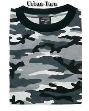 T Shirt Arbeit Us Style 100% Bw Outdoor uni tarn Sport Armee Militär Unterhemd