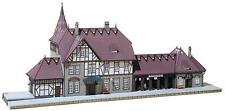 Faller H0 Bausatz 110116 Bahnhof Schwarzburg