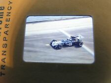 Vintage Original 16mm Slide/Photo F1 Formula 1 Racing Race Car Personality     M