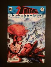 Titans Rebirth #1 (1st Print Cover A) 2016 One-Shot Dc Comics * 1 Book Lot *