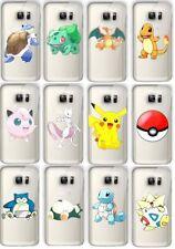 Étuis, housses et coques Samsung Galaxy S7 en silicone, caoutchouc, gel pour téléphone mobile et assistant personnel (PDA) Apple