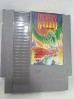 DRAGON WARRIOR NES NINTENDO  NEAR MINT CASE GRAPHIC TESTED WORKING 1989 ORIGINAL