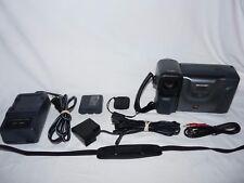 Sharp VL-E600 VL-E600U 8mm Video8 Camcorder Player Video Camera Video Transfer