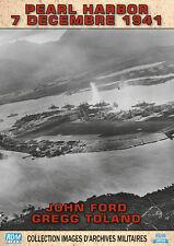 DVD Collection Images d'archives militaires : Pearl Harbor - 7 décembre 1941