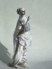 OOAK Doll 1:12 Dollhouse Miniatures Women Halloween Vampire Witch
