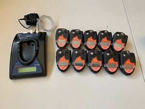 H2S Single Gas Monitor Detector Calibrated Honeywell Toxipro HUGE Lot Sale 🌈🌈
