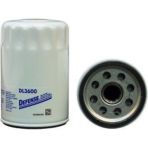 Oil Filter   Defense   DL3600