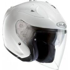 Hjc Casco Moto Jet Fg-jet Bianco Perla S