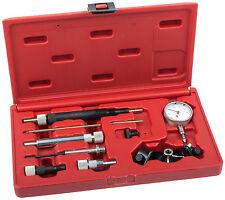 Einstell Werkzeug Set Dieselpumpe 10-tlg. Messuhr für Bosch Lucas VW Opel VW BMW