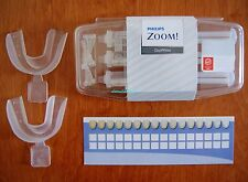 DAY WHITE ACP 9.5% - WHITENING GEL - 3 SYRINGES + MOUTH TEETH TRAYS + SHADE CARD