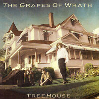 Treehouse by The Grapes of Wrath CD
