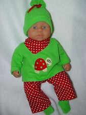 Für my first  Baby Annabell  Kleidung Puppenkleidung 5T