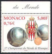 Monaco 2001 World Petanque Championships/Sports/Games 1v (n38566)