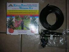 RainDrip Watering Kit for Planters & Pots - Complete Starter Kit -New (B 22 )