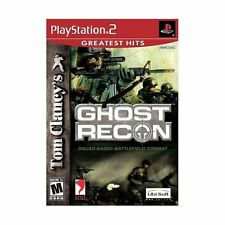 Tom Clancy's Ghost Recon (PS2), Very Good Playstation 2, PlayStation2 Video Game